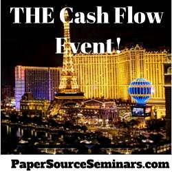 THE Cash Flow Event! (1)